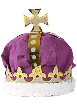 Deluxe Purple Crown