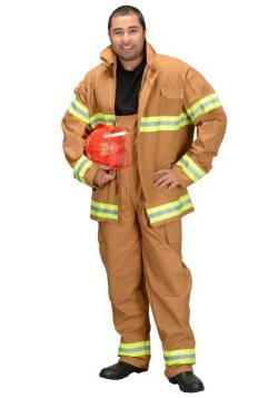 Adult Firefighter Costume