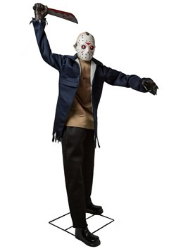 Friday the 13th Lifesize Animated Jason Voohees Prop