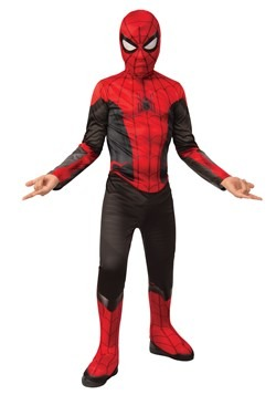 Spider-Man Far From Home Spider-Man Child Red and Black Clas