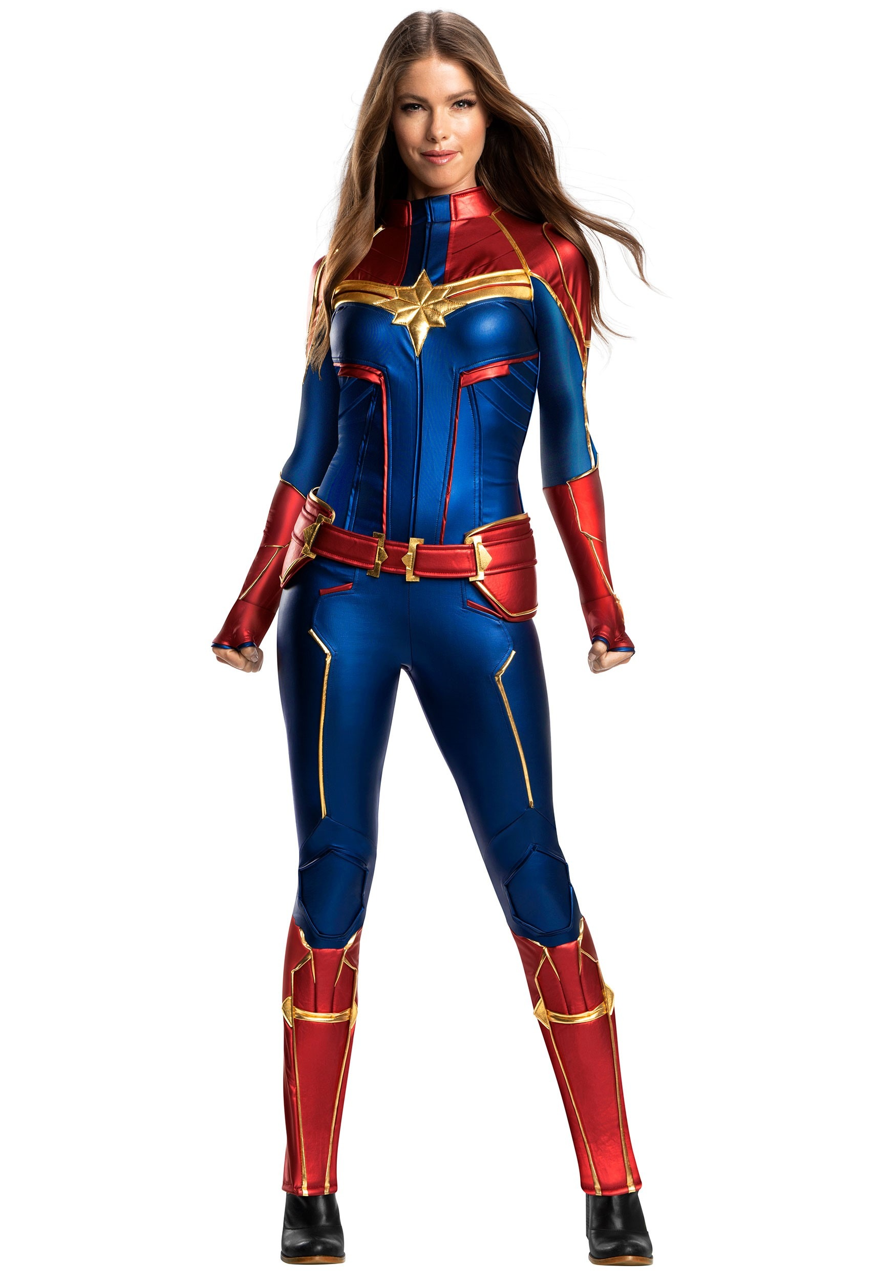 Captain Marvel Grand Heritage Costume For Women 4.4 out of 5 stars 9. women s captain marvel grand heritage costume