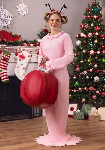 Classic Women's Christmas Girl Costume