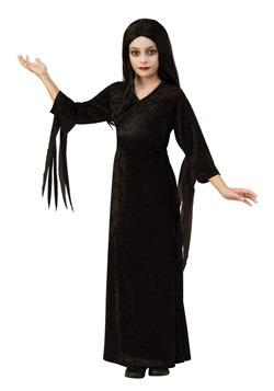 The Addams Family Morticia Child Costume