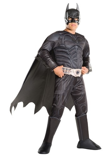 Boys Batman Dark Knight Deluxe Costume