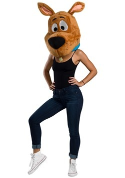 Scooby-Doo Mascot Mask