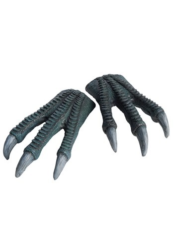 Jurassic World Child Blue Latex Hands