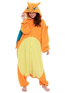 Pokemon Adult Charizard Kigurumi