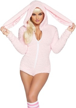 Womens Cuddle Bunny Costume