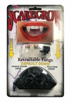 Retractable Fangs Default Down