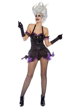 Womens Sea Witch Costume