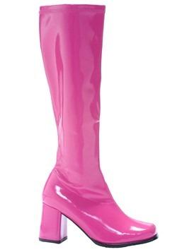 Women's Fushsia Gogo Boots
