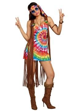 Women's Hippie Hottie Costume