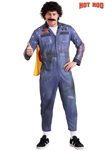 Hot Rod Plus Size Rod Kimball Costume