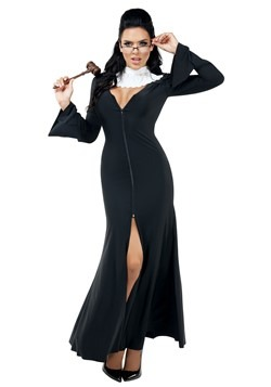Women's Guilty as Charged Judge Costume