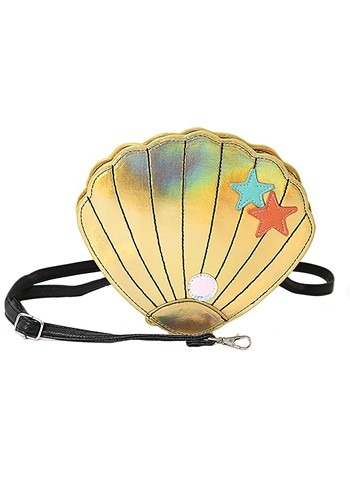 Mermaid Shell Deluxe Purse