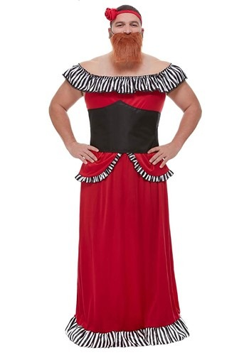 Adult Bearded Lady Costume