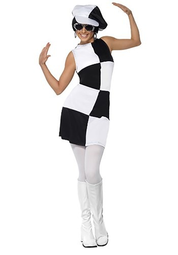 Womens 60s Party Girl Costume