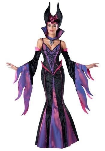 Women's Dark Sorceress Costume