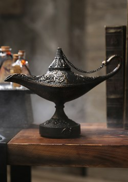Magic Genie Lamp with Mist