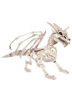 """9"""" Skeleton Dragon Prop"""