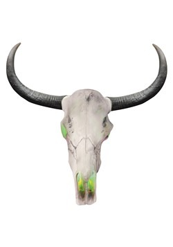 Light Up Longhorn Skull Prop