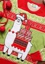 Adult Christmas Llama Unizex Ugly Sweater