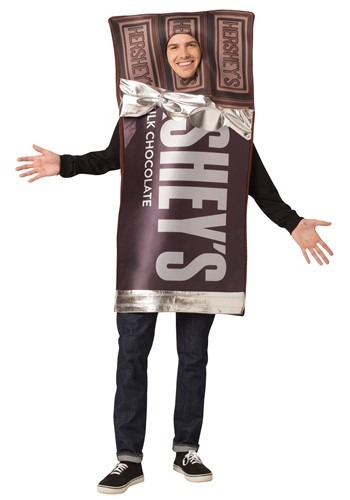 Hershey's Adult Hershey's Candy Bar Costume