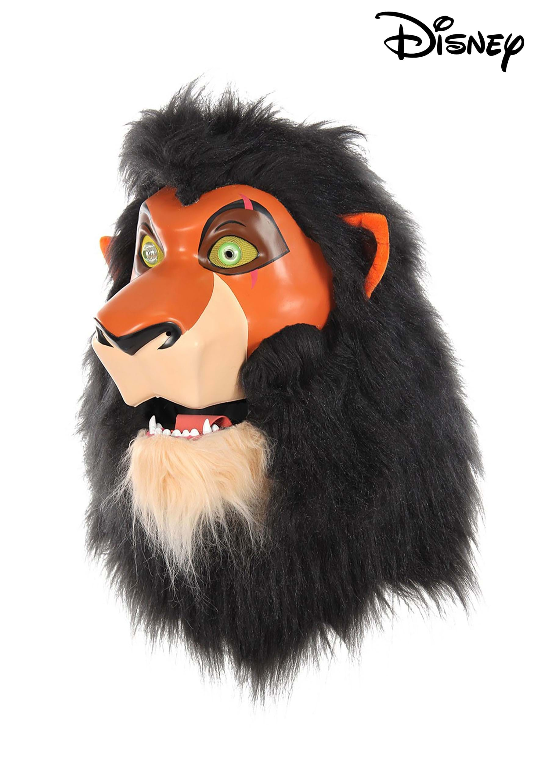 pic of scar lion king