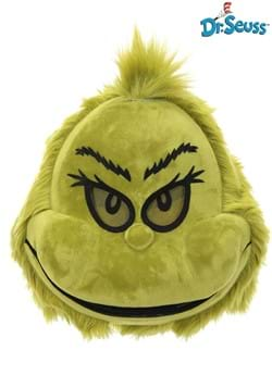 The Grinch Plush Mouth Mover Mask