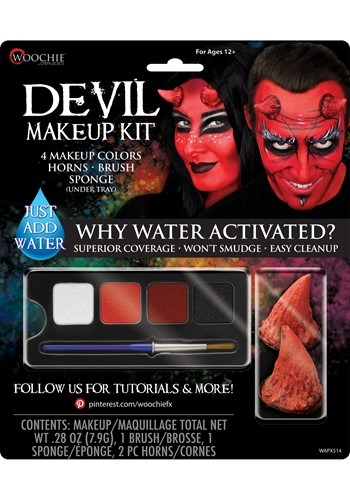 Devil Makeup Kit