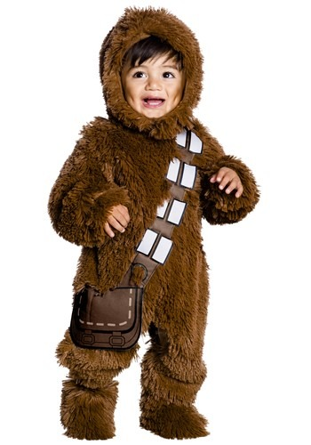Star Wars Chewbacca Deluxe Plush Costume