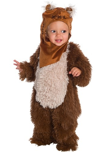 Star Wars Ewok Deluxe Plush Costume
