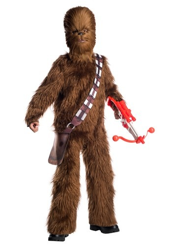 Star Wars Child Deluxe Chewbacca