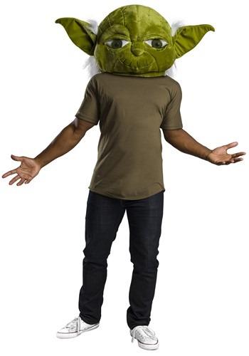 Star Wars Oversized Yoda Plush Head