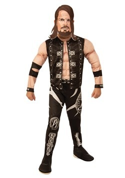WWE AJ Styles Child Deluxe Costume