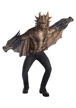 Godzilla King of the Monsters Adult Deluxe King Gh