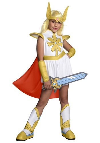 She-Ra Child Classic She-Ra Costume