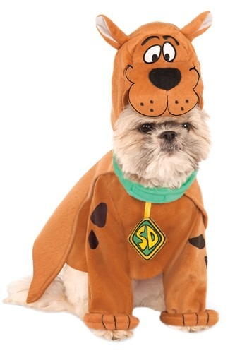 Scooby Doo Scooby Pet Costume