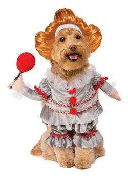 IT Pennywise Pet Costume