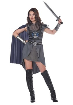 Women's Lady Knight Costume