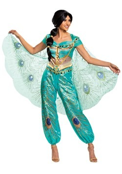 Aladdin Live Action Womens Jasmine Costume