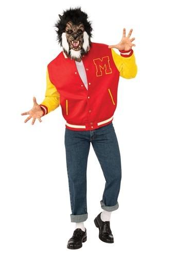 Michael Jackson Thriller Werewolf Deluxe Adult Costume
