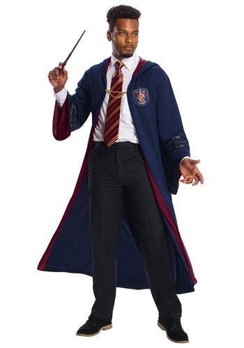 Fantastic Beasts Vintage Gryffindor Deluxe Adult Robe Costum