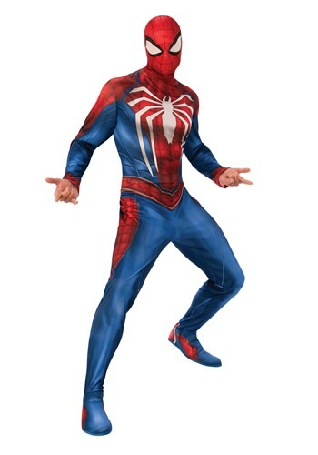 Spider-Man Gamer Verse Adult Costume