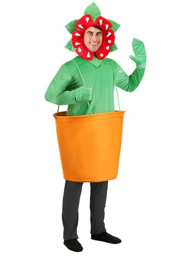 Man-Eating Venus Fly Trap Costume
