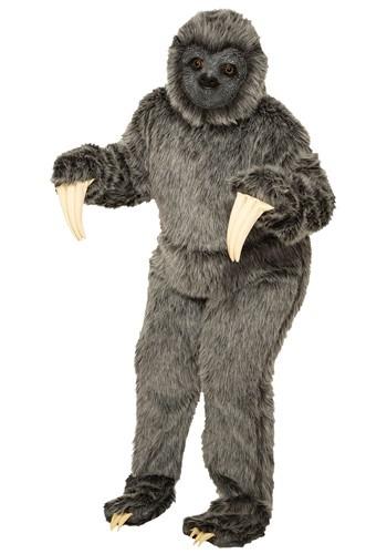 Adult Sloth Mascot Costume