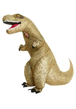 Adult Inflatable Giant T-Rex Costume