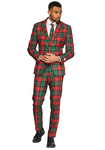 Opposuit Trendy Tartan Men's Suit