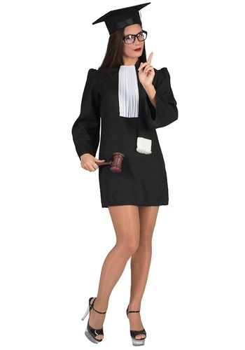 Women's Sexy Judge June Costume
