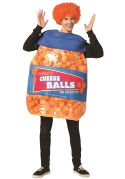 Adult Cheese Balls Costume